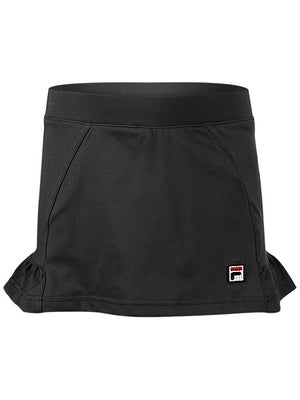 Fila Girl's Basic Ruffled Skort