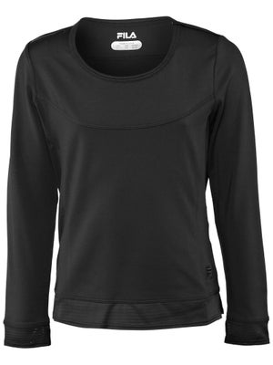 Fila Girl's Essenza Approach LS Top