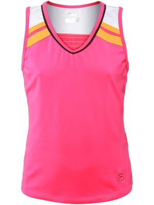 Fila Girl's Fall Baseline Tank