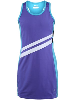 Fila Girl's Spring Center Court Dress