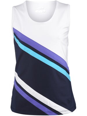 Fila Girl's Spring Center Court Tank