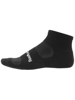 Feetures High Performance Light Cushion Quarter Socks