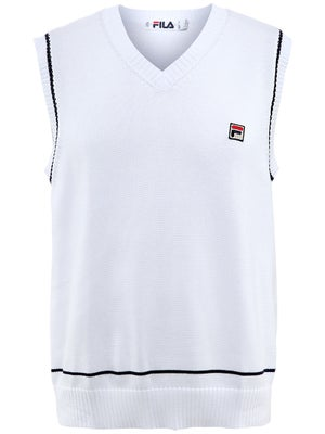 Fila Men's Essenza Performance Sweater Vest