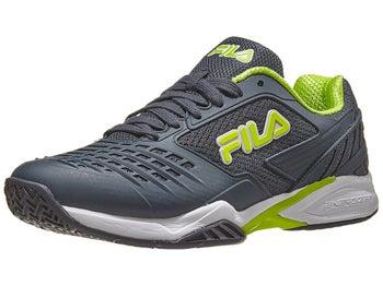a52ef6b2 Fila Axilus 2 Energized Ebony/Lime Men's Shoes