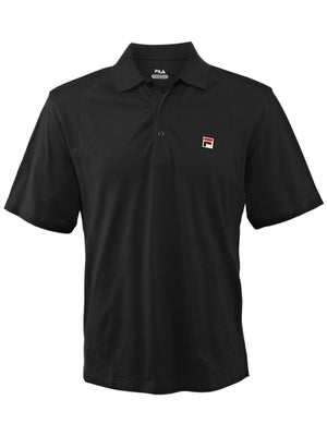 Fila Men's Performance Pique Polo