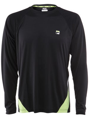 Fila Men's Fall Center Court LS Top