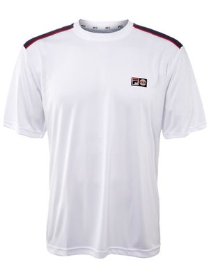 Fila Men's Fall Heritage Print Crew