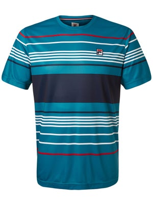 59f976cb Product image of Fila Men's Fall Heritage Striped Crew