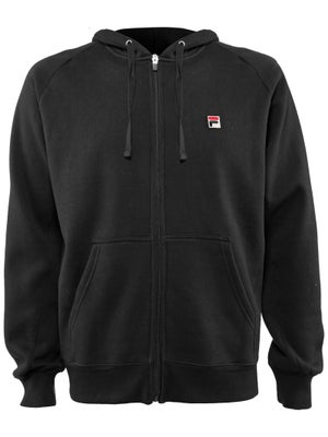 Fila Men's Full Zip Fleece Hoodie