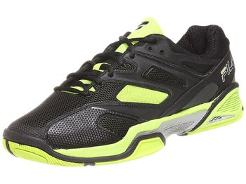 Fila Sentinel Black/Green Men's Shoes