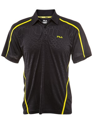 Fila Men's Spring Center Court Emboss Polo