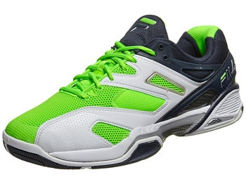 Fila Sentinel White/Navy/Green Men's Shoes