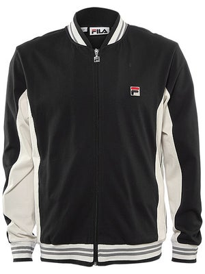 Fila Men's Vintage Borg Cotton Jacket