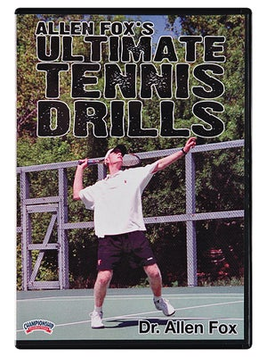 Allen Fox's Ultimate Tennis Drills