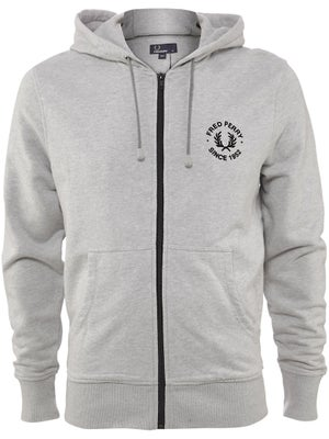 Fred Perry Men's Fall Hooded Sweatshirt