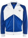 Fred Perry Mens Spring Chevron Track Jacket