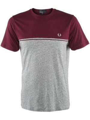 Fred Perry Men's Spring Colorblock T-Shirt