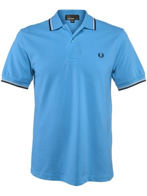 Fred Perry Men's Spring Twin Tipped Polo