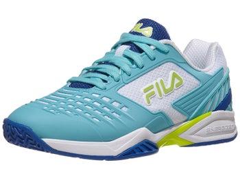 76555ac5 Fila Axilus 2 Energized Blue/White Women's Shoes