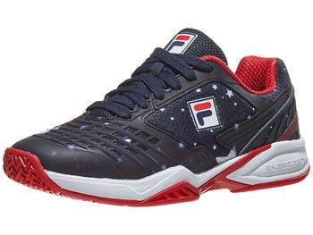b99e7e4986 Product image of Fila Axilus Energized L.E. Pro 1 Navy/Red Women's Shoes