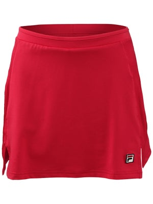 Fila Women's Essenza Vented Skort - Red