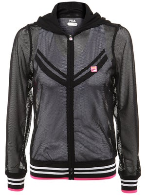 Fila Women's Fall Baseline Mesh Jacket