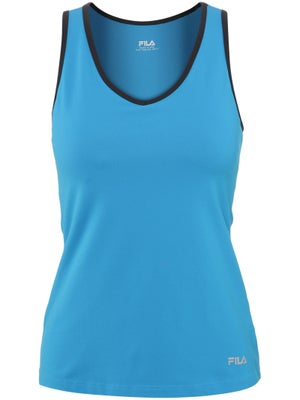 Fila Women's Fall Lux Classic V-Neck Tank