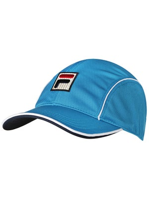 Fila Women's Heritage Hat Blue