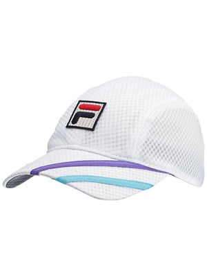 Fila Women's Center Court Hat White