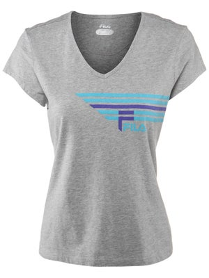 Fila Women's Spring Center Court Vintage Tee