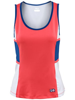 Fila Women's Spring Heritage Full Coverage Tank