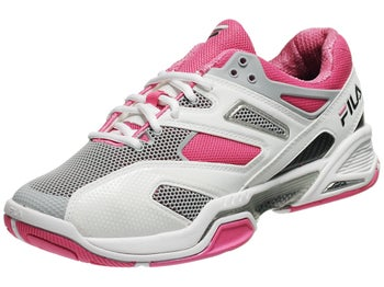Fila Sentinel White/Pink Women's Shoes