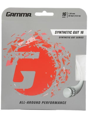 Gamma Synthetic Gut 16 Yellow