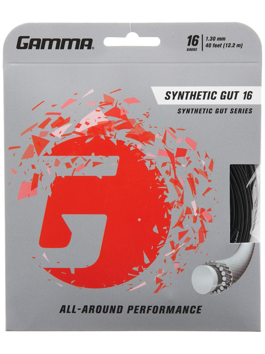 Gamma Challenger Synthetic Gut Tennis String