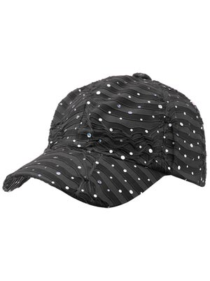 The Alabama Girl Glitter Hat Black