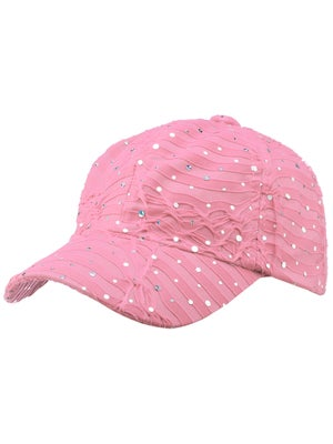 The Alabama Girl Glitter Hat Pink