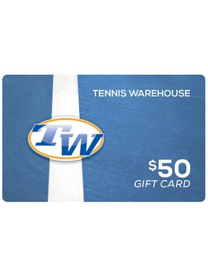 Tennis Warehouse Gift Card $50