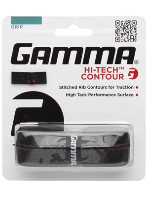 Gamma Hi Tech Contour Grip Black