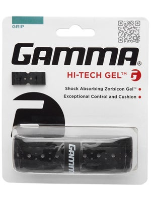 Gamma Hi Tech Gel Grip Black
