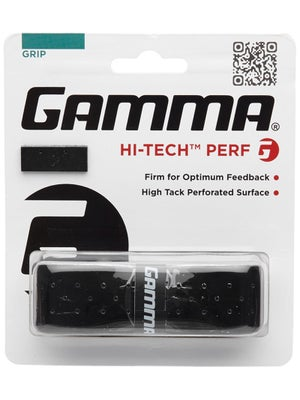 Gamma Hi Tech Perforated Black
