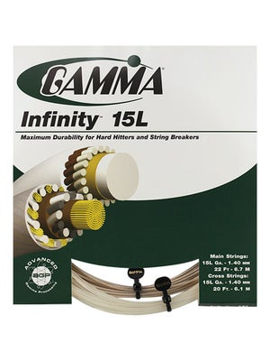 Gamma Infinity 15L Natural String