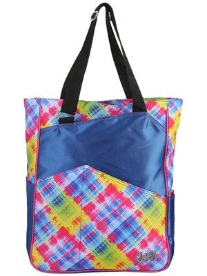 1e71275a3e Product image of Glove It Tennis Tote Bag Electric Plaid