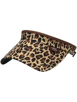 Glove It Visor Leopard