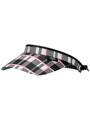 Glove It Visor Pinkadily Plaid
