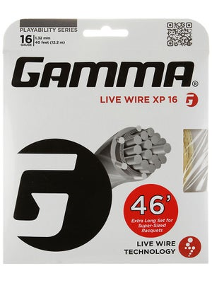 Gamma Live Wire 16 (46' Set) String