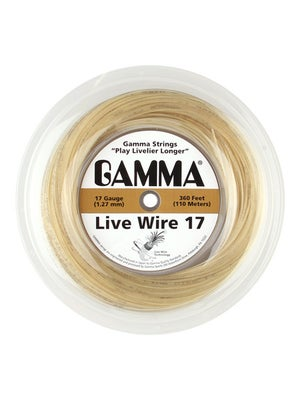 Gamma Live Wire 17 String Reel