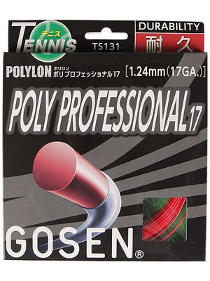 Gosen Poly Professional 17 String