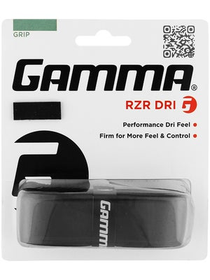 Gamma RZR Dri Replacement Grip Black