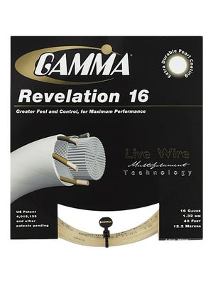 Gamma Revelation 16 String