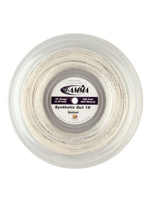 Gamma Syn. Gut WearGuard 16 White 660' Reel
